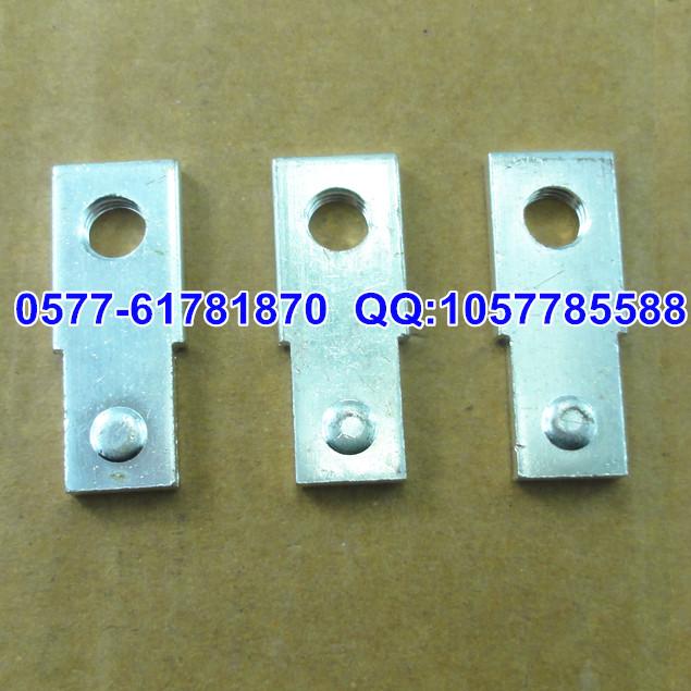 断路器铜接线板_电机接线片|断路器接线铜板|冷压